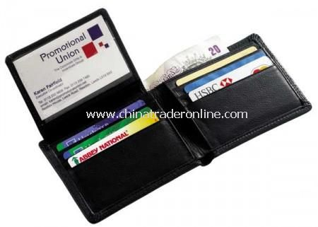 Melbourne Nappa Leather Hip Wallet