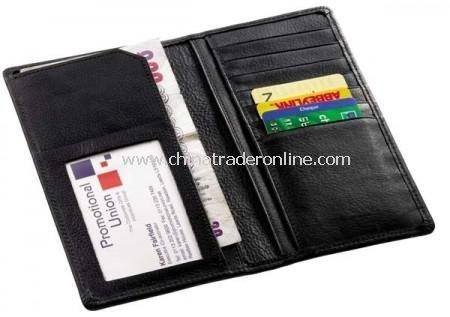 Melbourne Nappa Leather Jacket Wallet