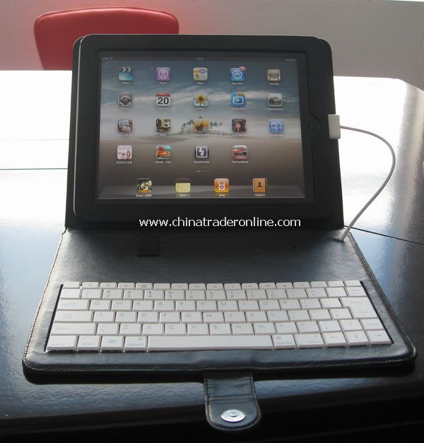 iPad keyboard with iPad case for your Apple iPad