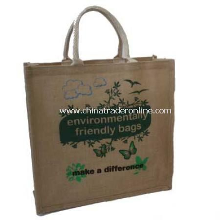 Jute Bag from China