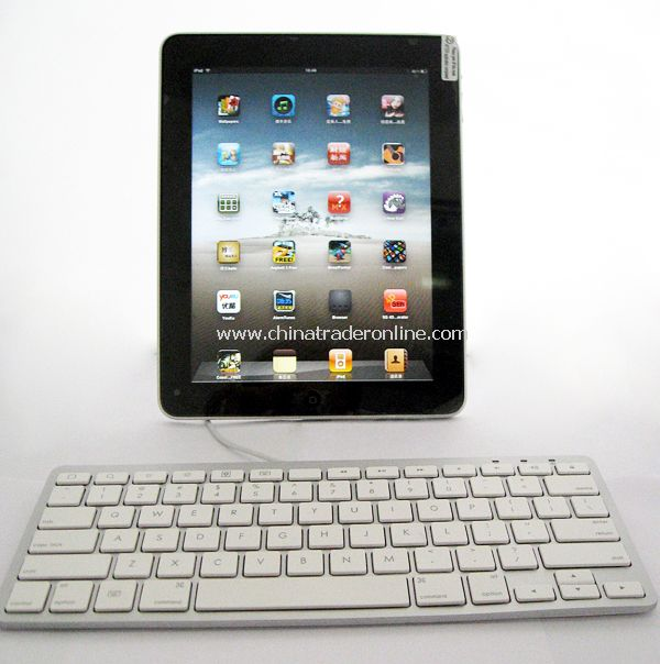 The keyboard for apple ipad/ iphone 3gs/ipod touch