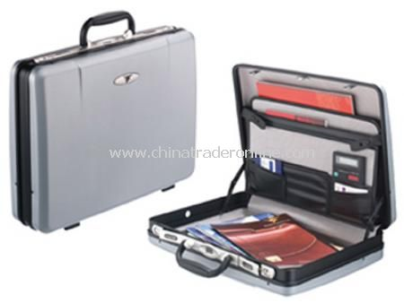 ABS Attache Case - Silver from China