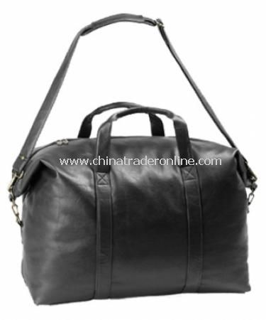 Balmoral Large Luggage Holdall - Black