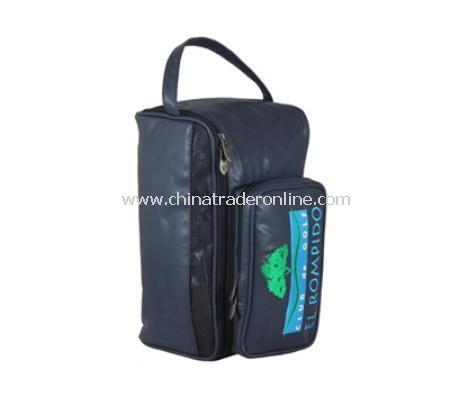 Balmoral Large Shoe Bag - Navy