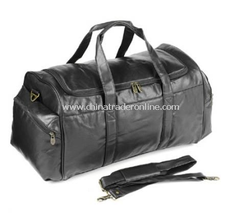 Balmoral Medium Luggage Holdall - Black