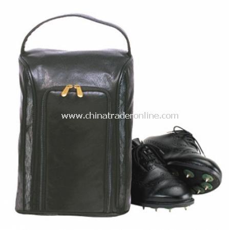 Balmoral Shoe Bag - Black from China