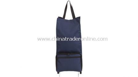 Foldable Shopper With Trolley