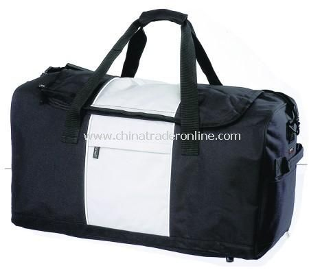 Two Tone Travel Bag from China