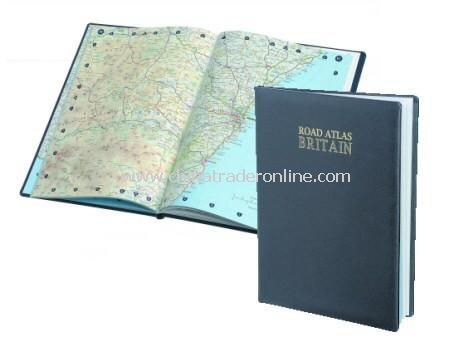 Colins Road Atlas of Great Britain and Ireland