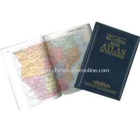 Collins Mini Atlas of the World Deluxe