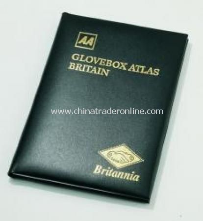 Glovebox Atlas of Britain