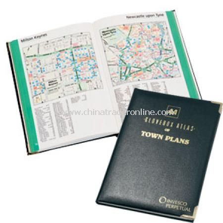 Glovebox Atlas of Town Plans