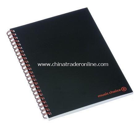 A5 Wirebound Note Book