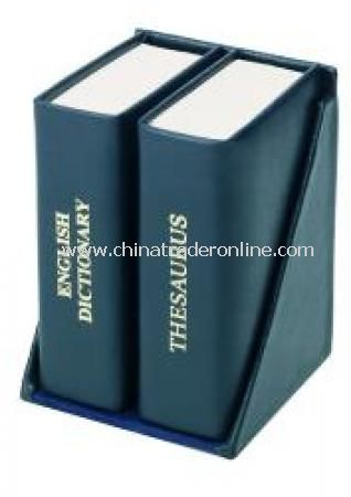 Dictionary & Thesaurus Set