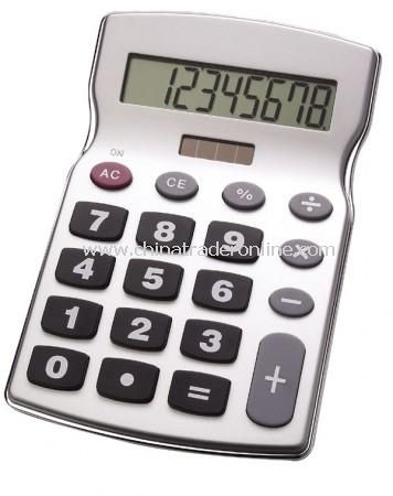 Giant Button Calculator
