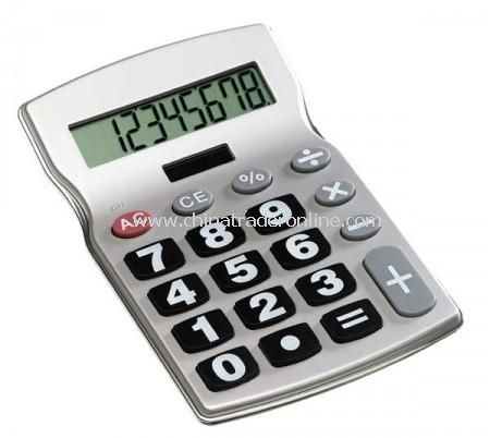 Large Buttoned Desk Calculator