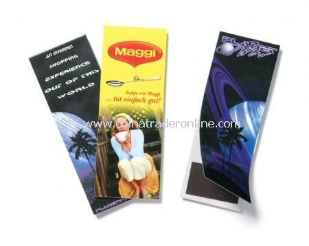 Magnetic BookMarks from China