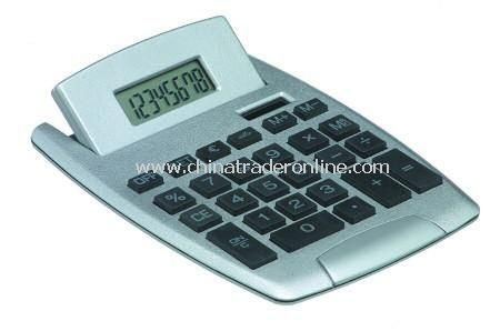 Pop-up Display Euro Desk Calculator