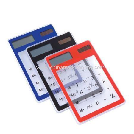 See Thru Calculator