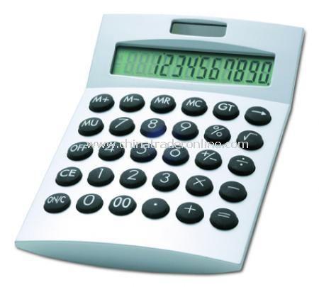 Desk calculator, 8 digits
