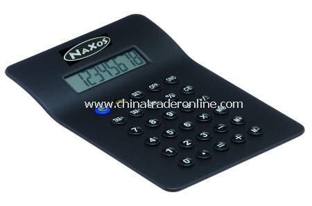 Desk Calculator with Euro Converter