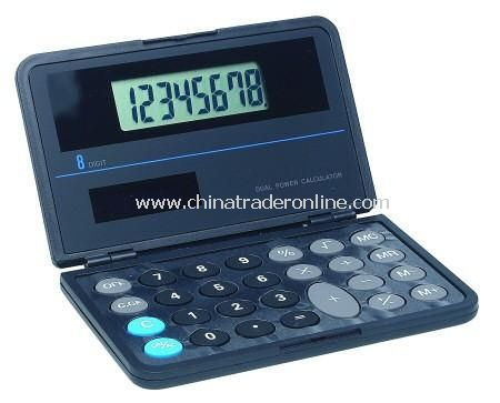 Dual Powered Calculator from China
