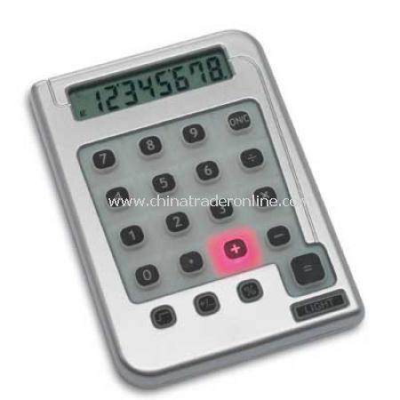 Light Up Calculator