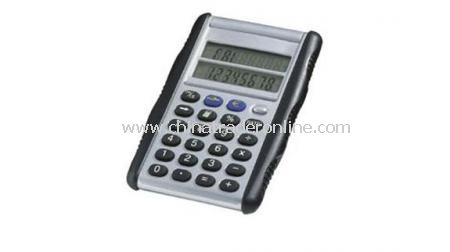 Magic Dual Line Calculator from China