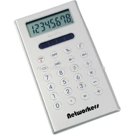Metallic Calculator
