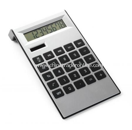Silver Mouse Mat Calculator from China