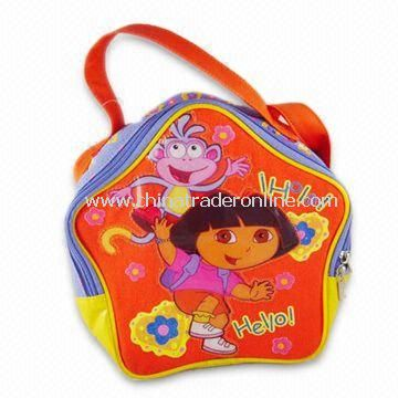 Childrens Lunch Boxes & Cooler Bags, Made of 600D Polyester