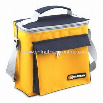 Insulated Cooler Bag, Measuring 34.5 x 21.5 x 12cm