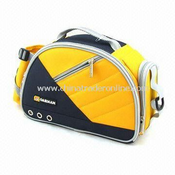 Insulated Cooler Bag with Interior Mesh Pocket