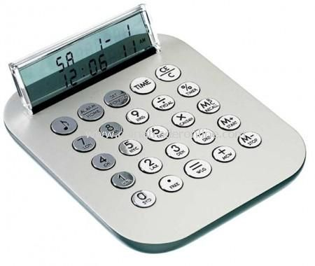 LCD Desk Calculator