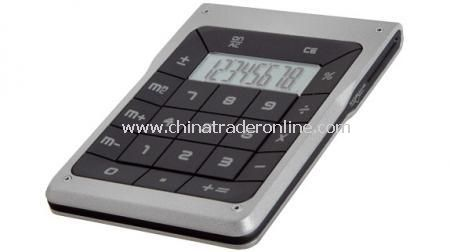 MARKSMAN YPSILON POCKET CALCULATOR 8 Digit calculator with automatic power off function.