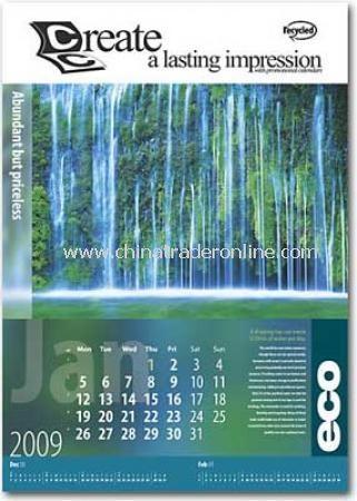 Eco Calendar