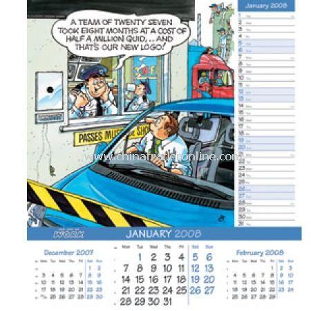 Joy of Work Calendar