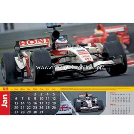 Motor Sport Calendar