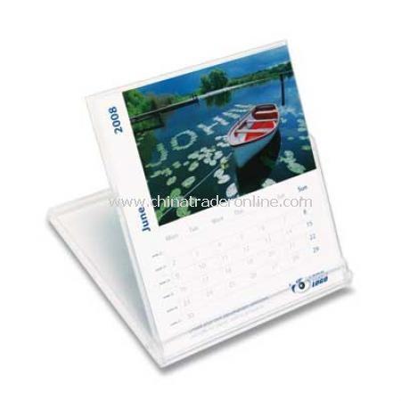 Personalised CD Calendar
