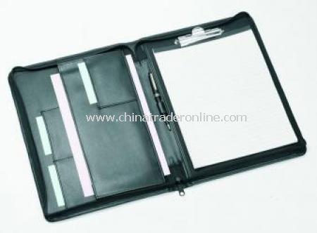 A4 Zipround Folder from China