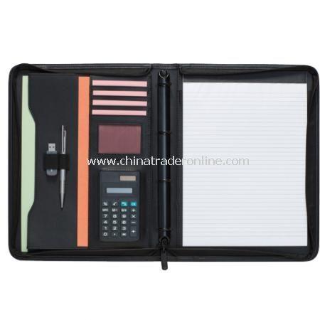 New Dartford A4 Calculator/Ringbinder Folder