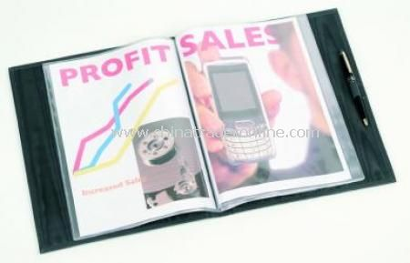 A4 Sales Presenter