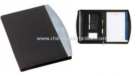Alu Edge Zipper Portfolio from China