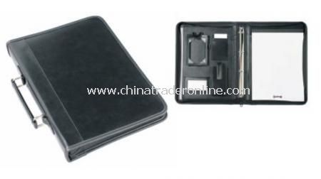Bonded Leather Briefcase Portfolio