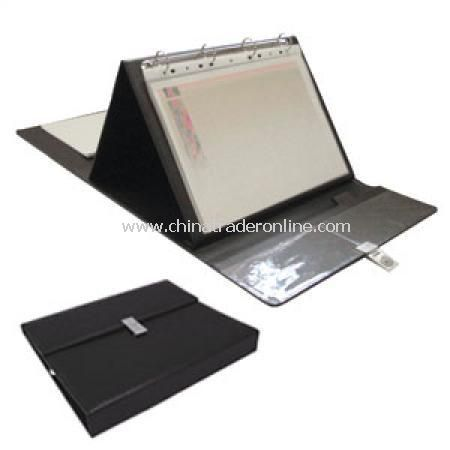 Deluxe Tri-Fold Easel Presenter