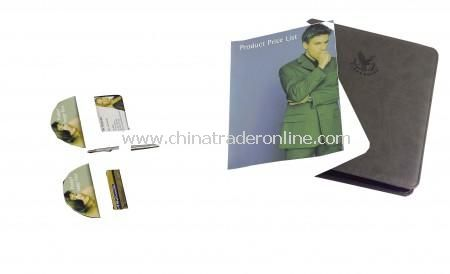 Deluxe Zipped A4 Ringbinder from China