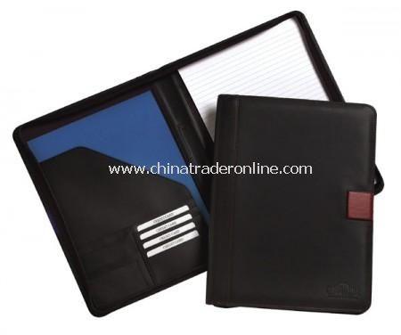 Enrico A4 Zipped Tab Folder