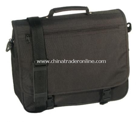 Polyester Conference Bag - Black from China