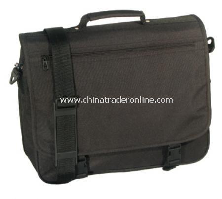 Polyester Conference Bag - Black
