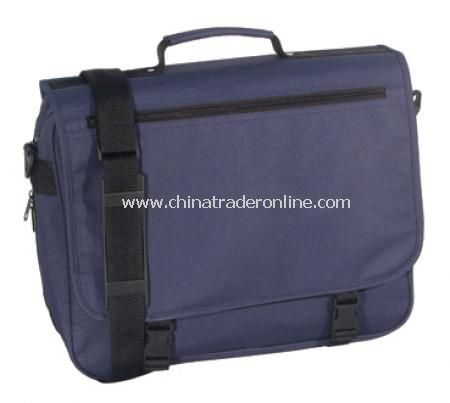 Polyester Conference Bag - Navy from China